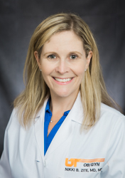 Nikki B  Zite, MD, MPH | The Department of Obstetrics and Gynecology