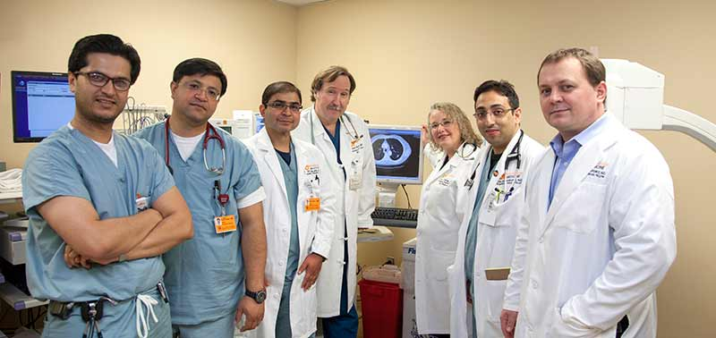 The Pulmonary Disease Fellowship Program
